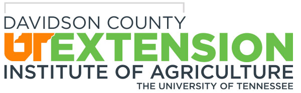 Example of identifier logo for Davidson County UT Extension