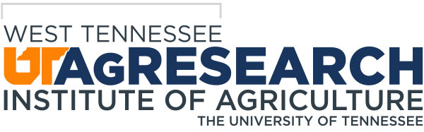 Example of identifier logo for West Tennessee AgResearch and Education Center